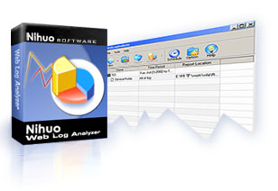 Nihuo Web Log Analyzer 3.22